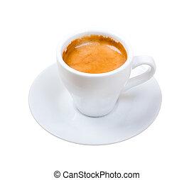 espresso Maccako coffee . - espresso Maccako . Cup of coffee...