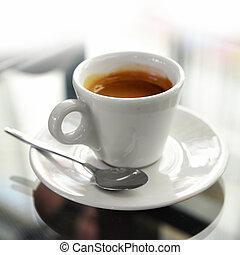 espresso, taza