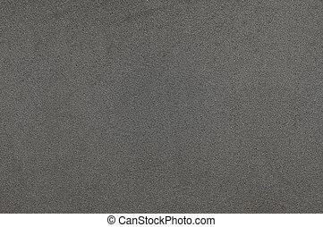 espuma, pretas, textura