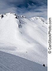 esquí, paraíso