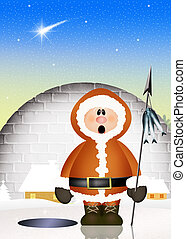 Clip art et illustrations de esquimau 2 804 dessins et - Esquimau dessin ...