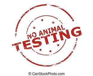 essai, animal, non