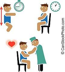 essai, enfants, cardio-vasculaire
