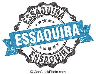 Essaouira round ribbon seal