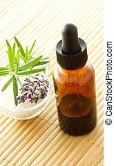 essential oil dropper bottle