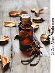 Essential Oil - Essential oil with vanilla and anise seed