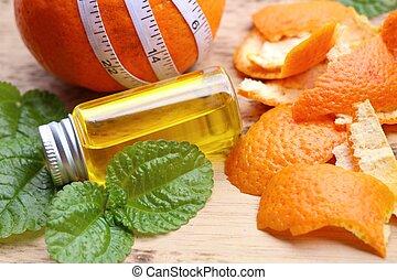 essential oil of orange
