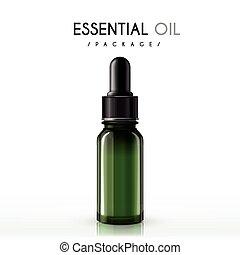 essential oil package