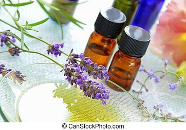 aromatherapy - essential oils for aromatherapy treatment