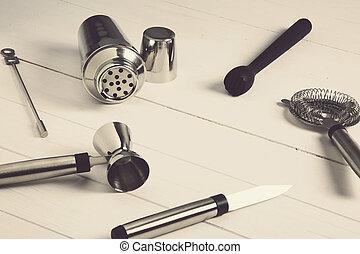 essentials barman tools