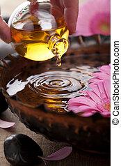 essenziale, aromatherapy lubrifica