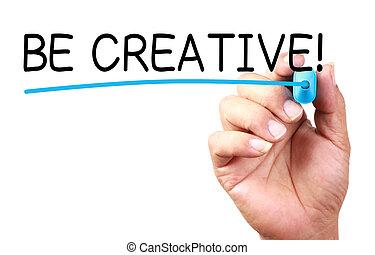essere, creativo