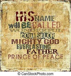 essere, nome, chiamato, volontà, suo