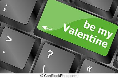essere, -, valentina, chiave calcolatore, tastiera, mio