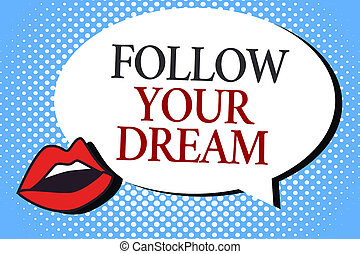 essere, vita, dream., affari, pista, foto, esposizione, scrittura, nota, vivere, mete, volere, showcasing, seguire, lei, custodire, tuo