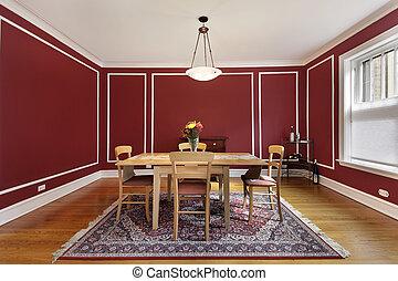 zimmer essen w nde gr n painting rotes sch ne zimmer essen w nde gr n nett rotes. Black Bedroom Furniture Sets. Home Design Ideas