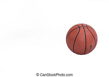 estúdio, único, basquetebol, tiro