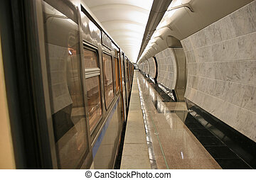 estação metrô