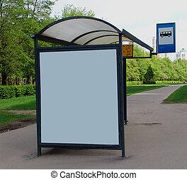 estación de autobús, 1