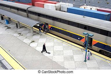 estación de tren, #3