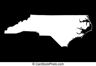 estado, carolina del norte