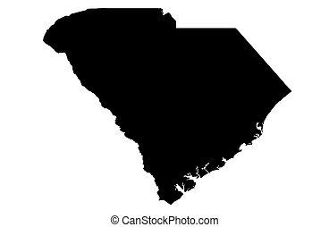 estado, carolina del sur