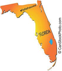 estado, flórida