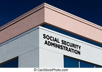 estados, segurança, unidas, escritório, social