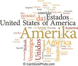 estados, unidas, américa