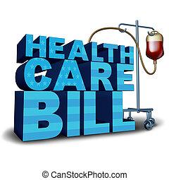 estados unidos, asistencia médica, cuenta