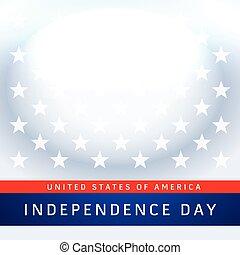 estados unidos de américa, 4 julio, independencia, plano de ...