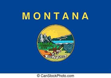 estados unidos de américa, bandera del estado