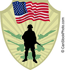 estados unidos de américa, ejército