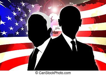 estados unidos de américa, elección, 2008