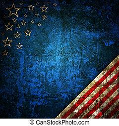 estados unidos de américa, plano de fondo