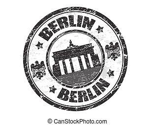 estampilla, berlín