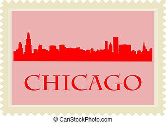 estampilla, chicago