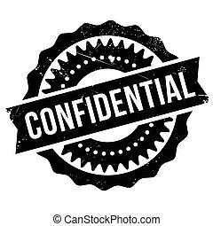 estampilla, confidencial