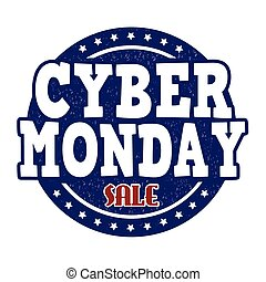 estampilla, cyber, lunes