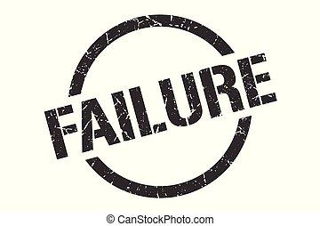 estampilla, fracaso