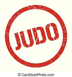 estampilla, judo