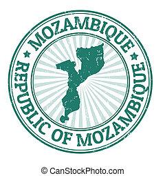 estampilla, mozambique