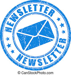 estampilla, newsletter