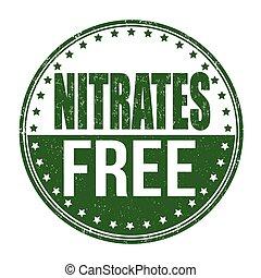 estampilla, nitrates, libre