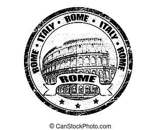 estampilla, roma