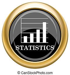 estatísticas, ícone