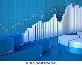 estatísticas, gráficos