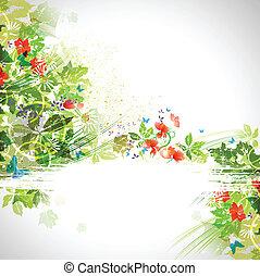 estate, composizione
