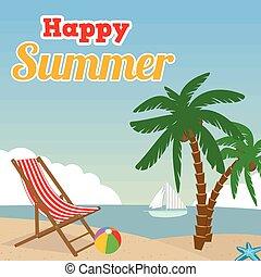 estate, felice, manifesto