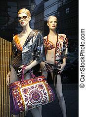 estate, moda, berlino
